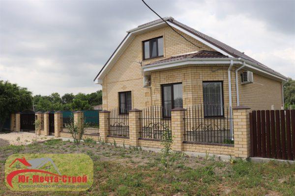 Дом в Гостагаевской ЮгМечтаСтрой