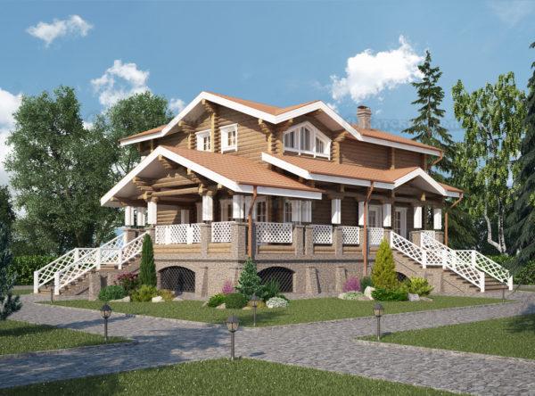 Индивидуальный проект дома для вас